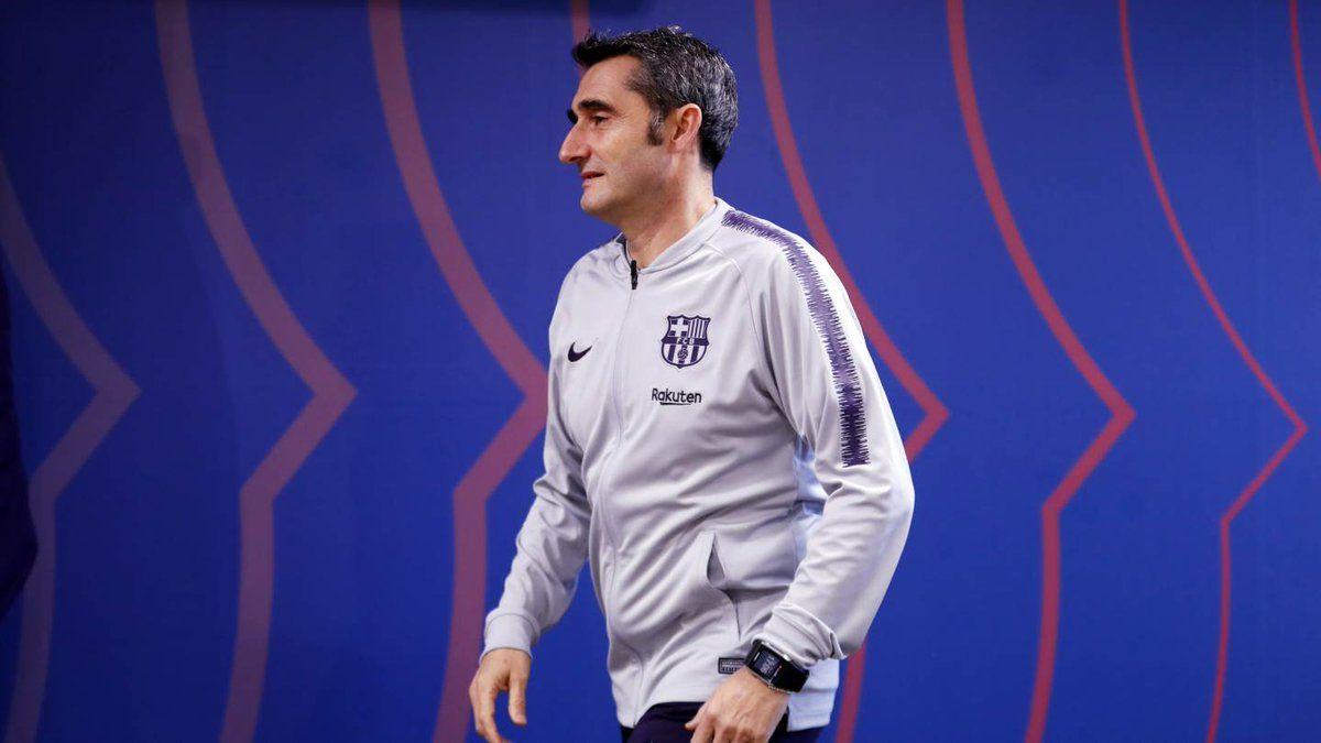 تصريح مدرب برشلونة قبل مباراة الكلاسيكو