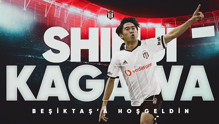 رسمياً … شينجي كاغاوا ينضم معاراً إلى بشكتاش من بروسيا دورتموند