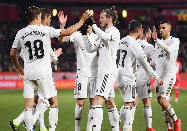 أهداف مباراة ريال مدريد وجيرونا 3-1 كأس ملك إسبانيا