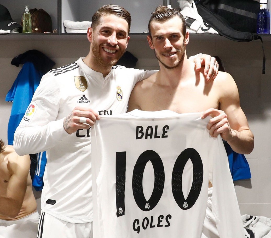 """تفاصيل الـ 100 هدف التي سجلها """"غاريث بيل"""" مع ريال مدريد"""