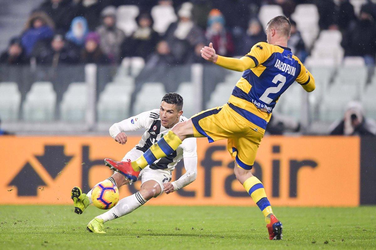 أهداف مباراة يوفنتوس وبارما 3-3 الدوري الإيطالي
