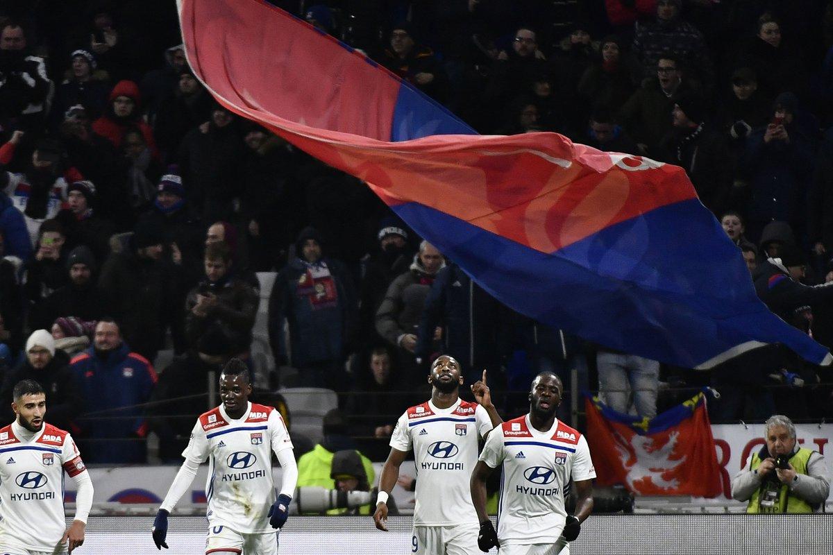 أهداف مباراة ليون وباريس سان جيرمان 2-1 الدوري الفرنسي