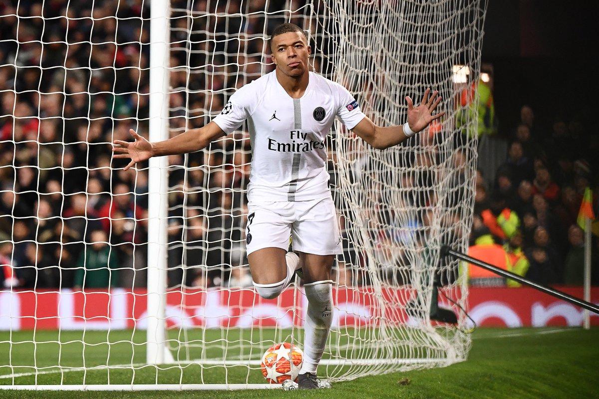 أهداف مباراة مانشستر يونايتد وباريس سان جيرمان 0-2 دوري الأبطال