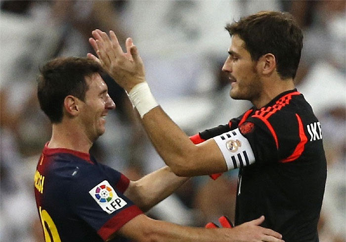 ميسي يُعادل رقم إيكر كاسياس التاريخي في الدوري الإسباني