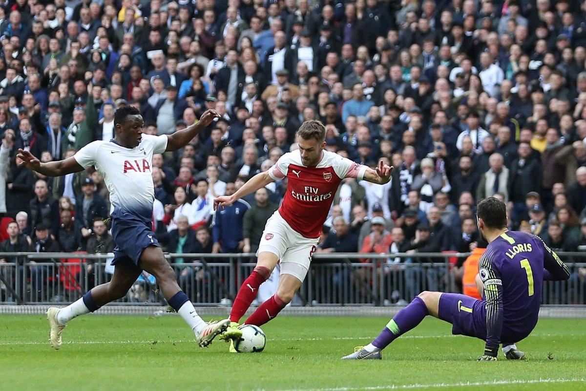 أهداف مباراة توتنهام وأرسنال 1-1 الدوري الإنجليزي