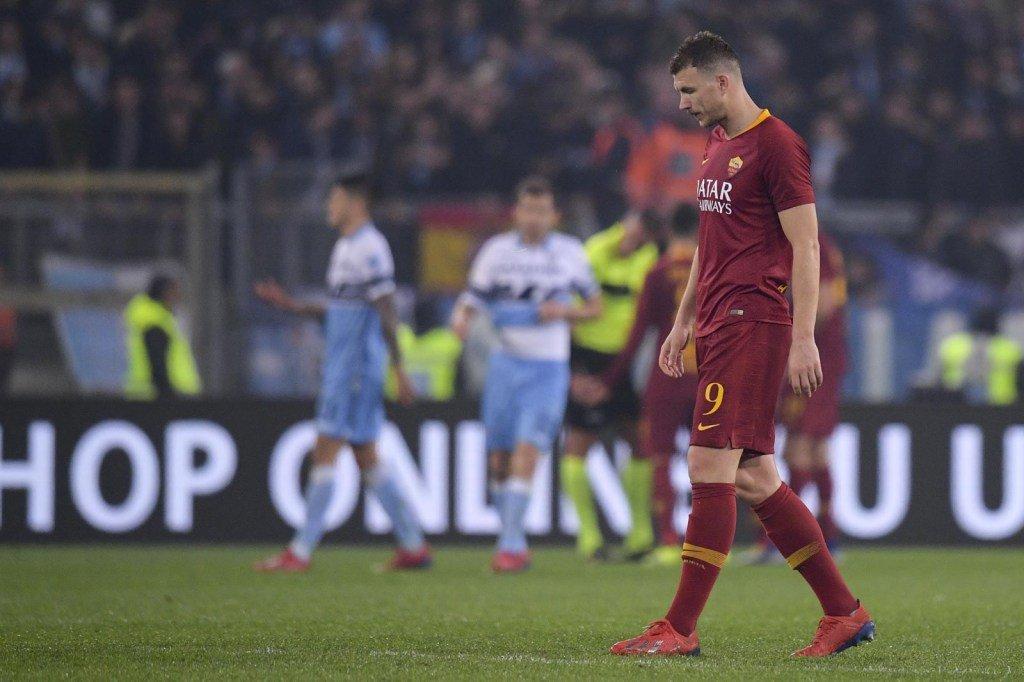 أهداف مباراة لاتسيو وروما 3-0 الدوري الإيطالي