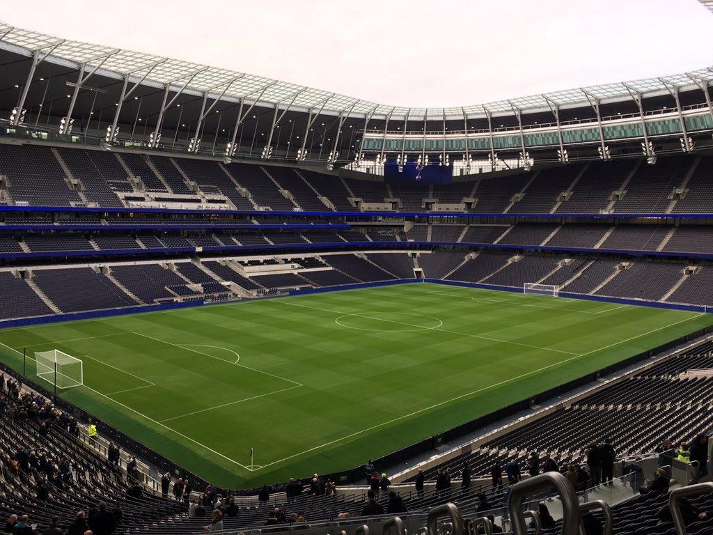 رسمياً … توتنهام يعلن موعد افتتاح ملعبه الجديد
