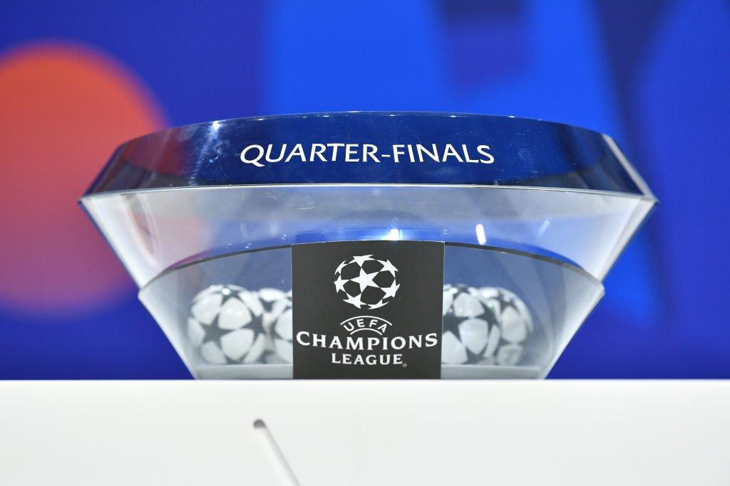 رسمياً …  قرعة الدور ربع النهائي من بطولة دوري الأبطال