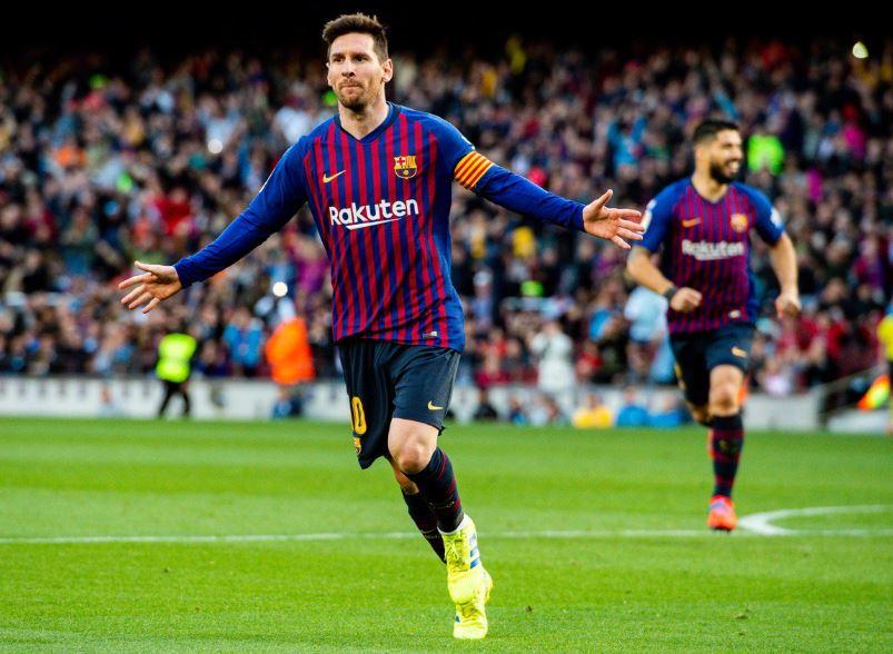 برشلونة يهزم إسبانيول ويعزز صدارته بالدوري الإسباني
