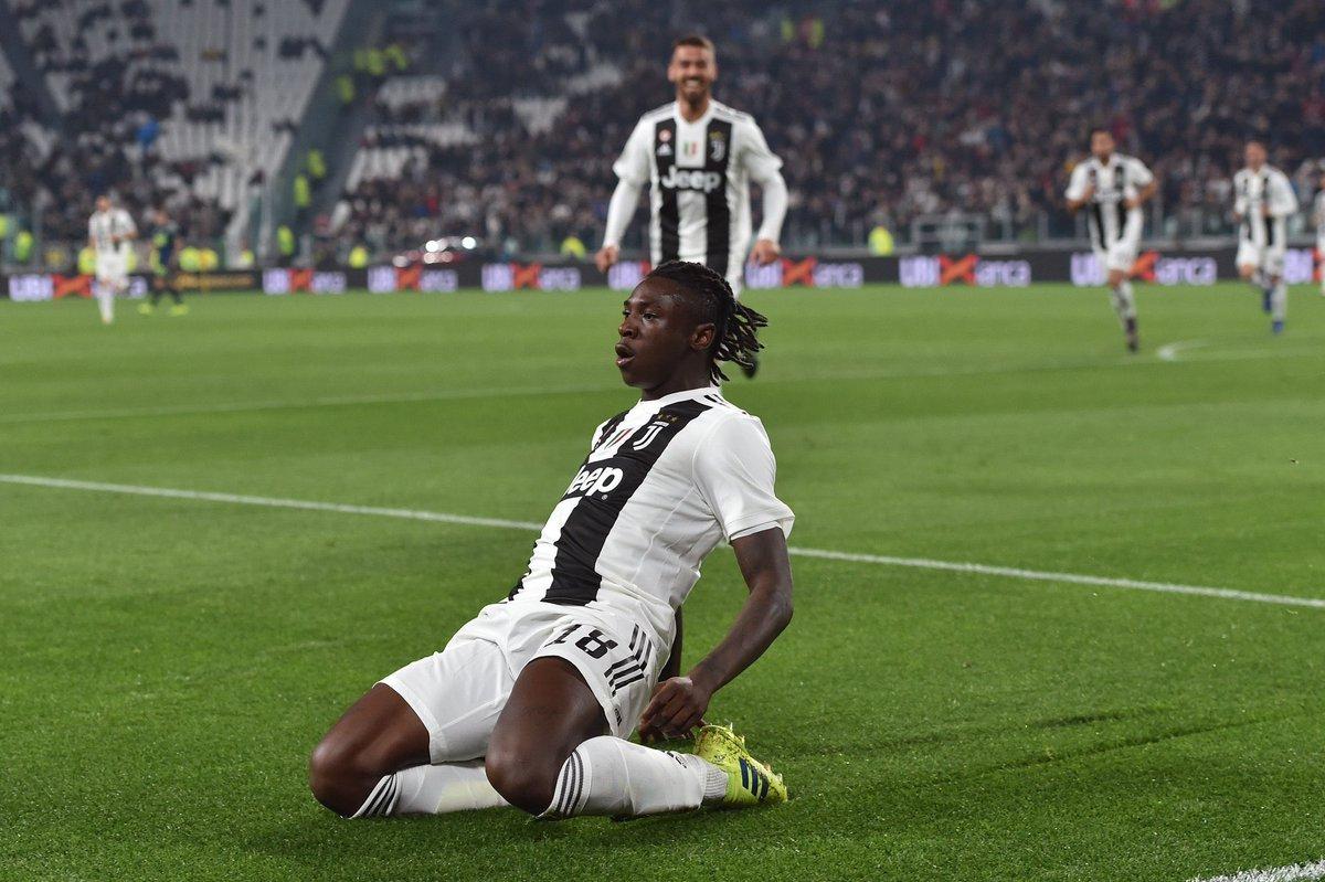 يوفنتوس ينتصر على إمبولي ويقترب من حسم لقب الدوري الإيطالي
