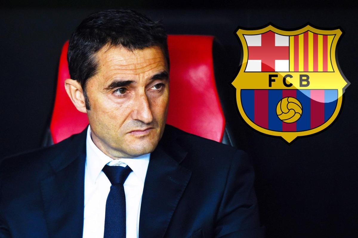 مدرب برشلونة يتحدث عن مواجهة مانشستر يونايتد في دوري الأبطال