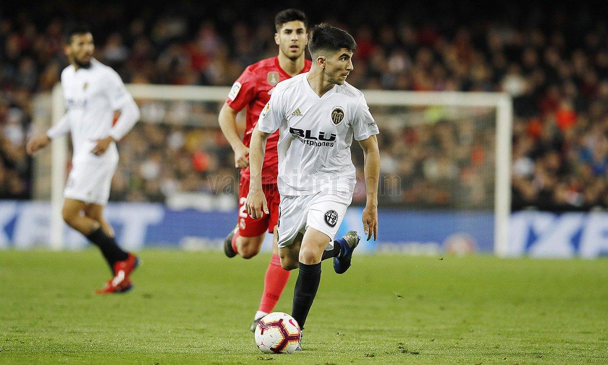 ريال مدريد يسقط أمام فالنسيا في الدوري الإسباني