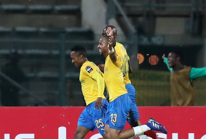 صن داونز يسحق الاهلي المصري بخماسية في دوري أبطال إفريقيا