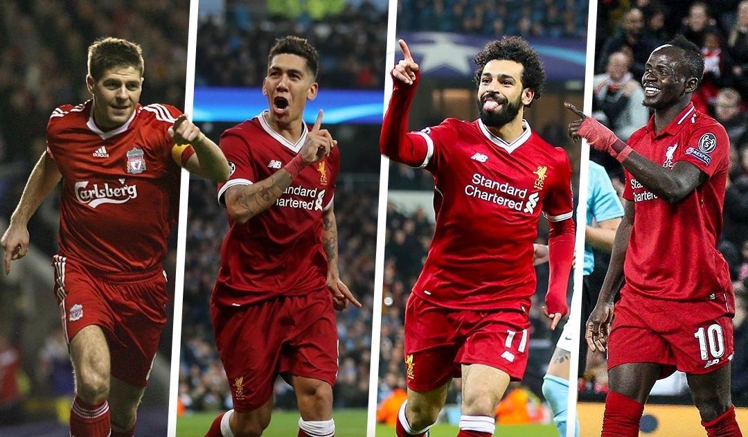 أبرز الهدافين التاريخيين لنادي ليفربول في دوري الأبطال
