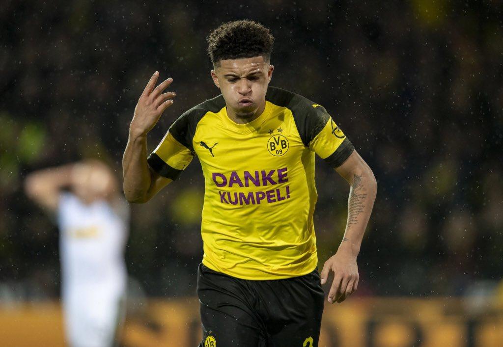 بروسيا دورتموند يتصدر الدوري الألماني مؤقتاً بالفوز على ماينز