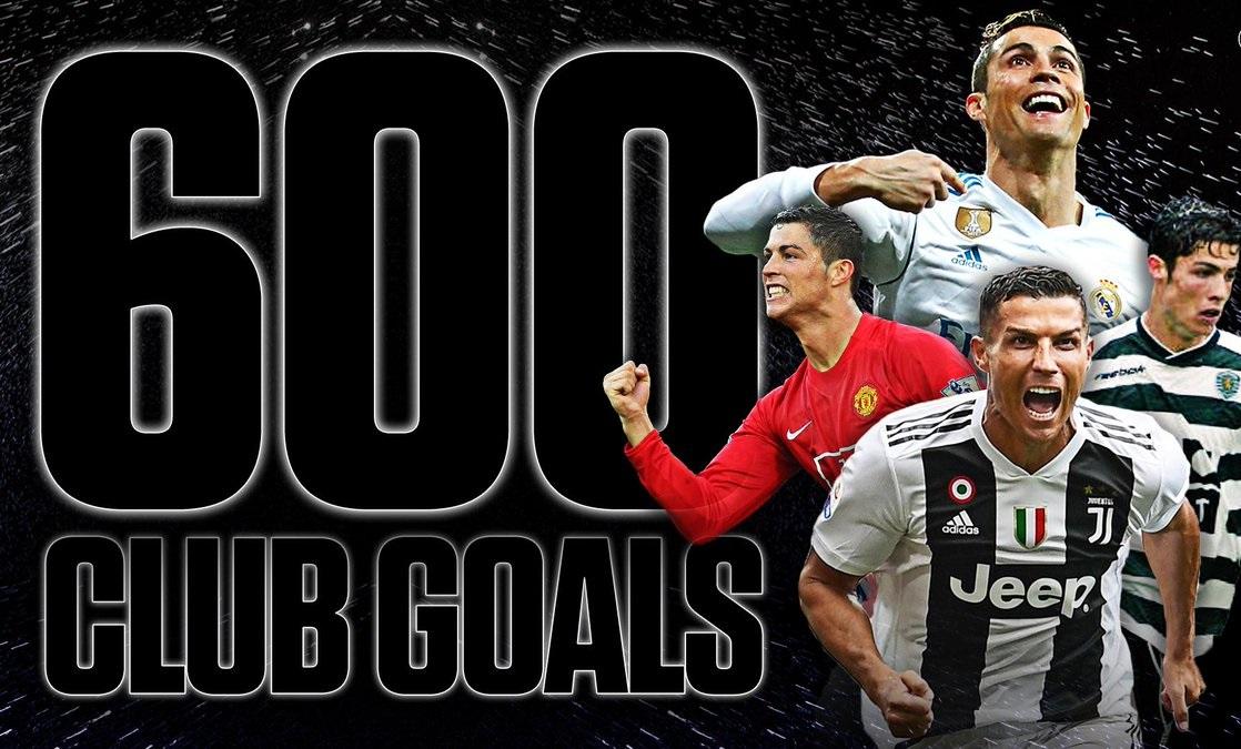 كريستيانو رونالدو يواصل كتابة التاريخ بتسجيله الهدف رقم 600 مع الأندية