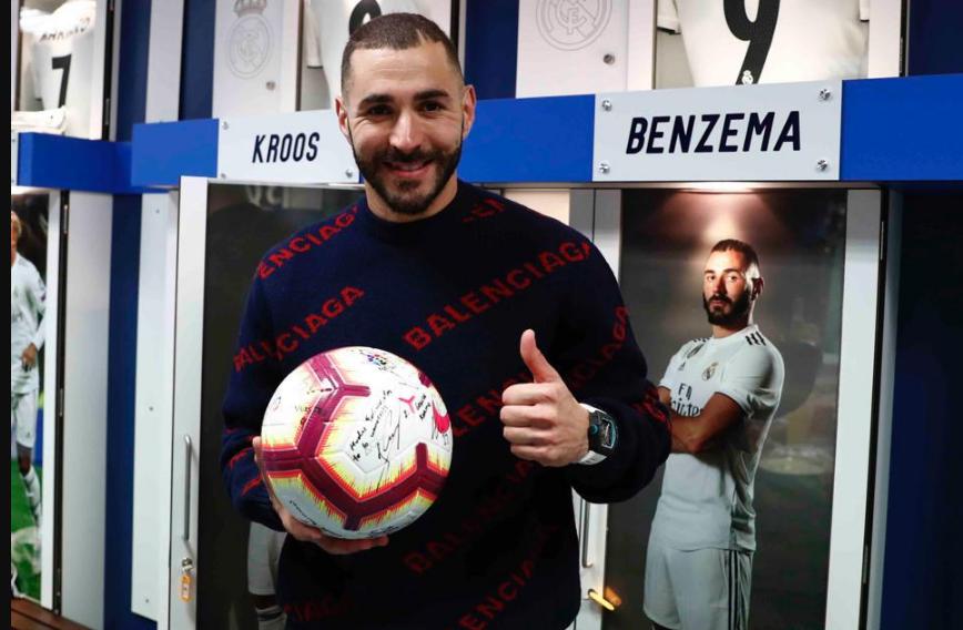 رسمياً … الإصابة تنهى موسم كريم بنزيمه مع ريال مدريد