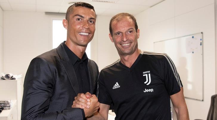 رسمياً … كريستيانو رونالد ويفوز بجائزة أفضل لاعب في الدوري الإيطالي