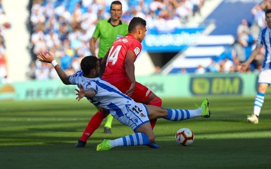 ريال سوسييداد يزيد متاعب ريال مدريد في الدوري الإسباني