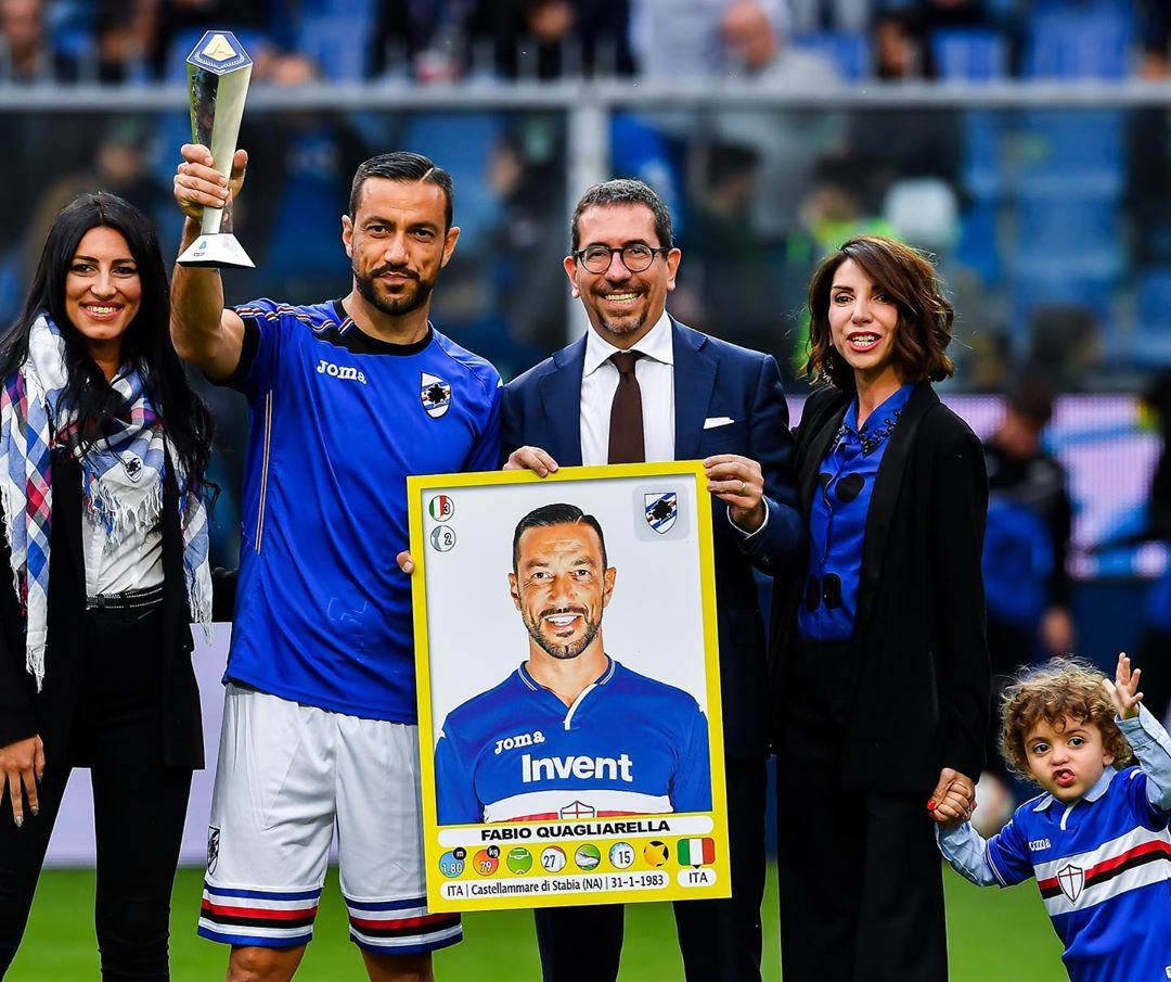 رسمياً … كوالياريلا يتفوق على رونالدو ويحصد لقب هداف الدوري الإيطالي