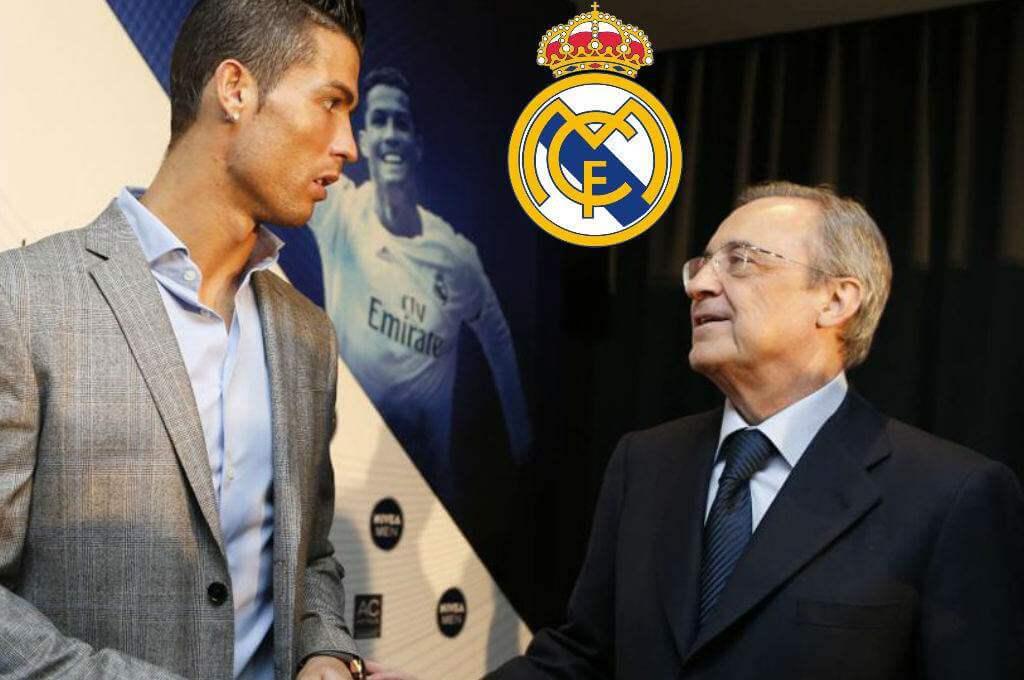 أخيراً … رئيس ريال مدريد يكشف حقيقة بيع رونالدو