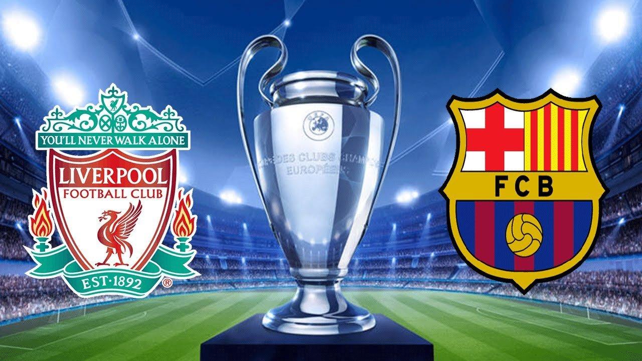 تشكيلة ليفربول وبرشلونة المتوقعة بدوري الأبطال