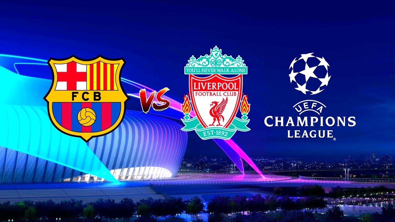 التشكيلة المتوقعة لمباراة برشلونة وليفربول في دوري الأبطال