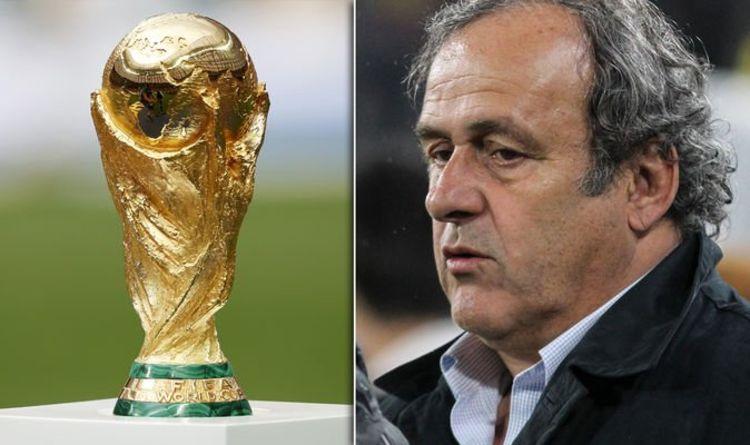 القبض على ميشيل بلاتيني بقضية استضافة قطر كأس العالم 2022