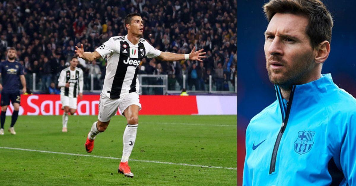 رسمياً … هدف رونالدو في مرمى مانشستر يونايتد الأجمل في دوري الأبطال