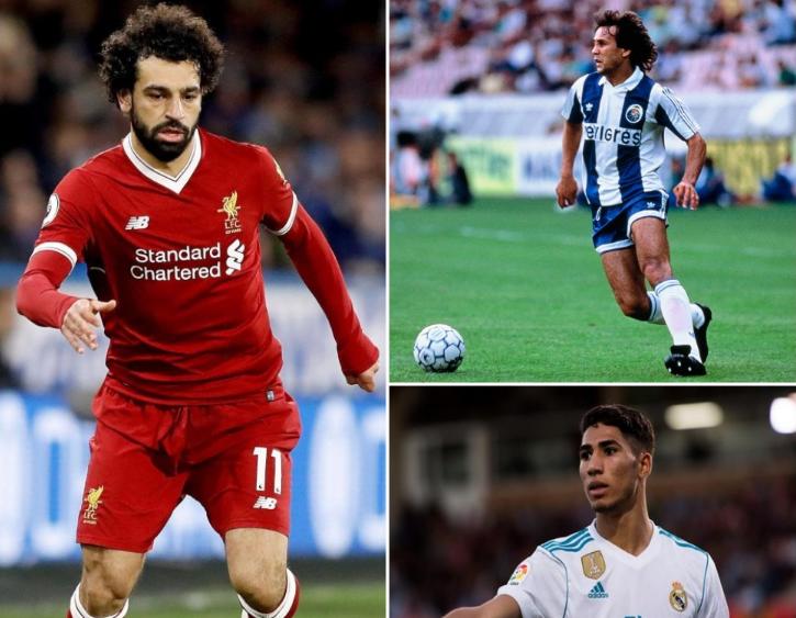 تعرف على اللاعبين العرب الذين حققوا لقب دوري الابطال