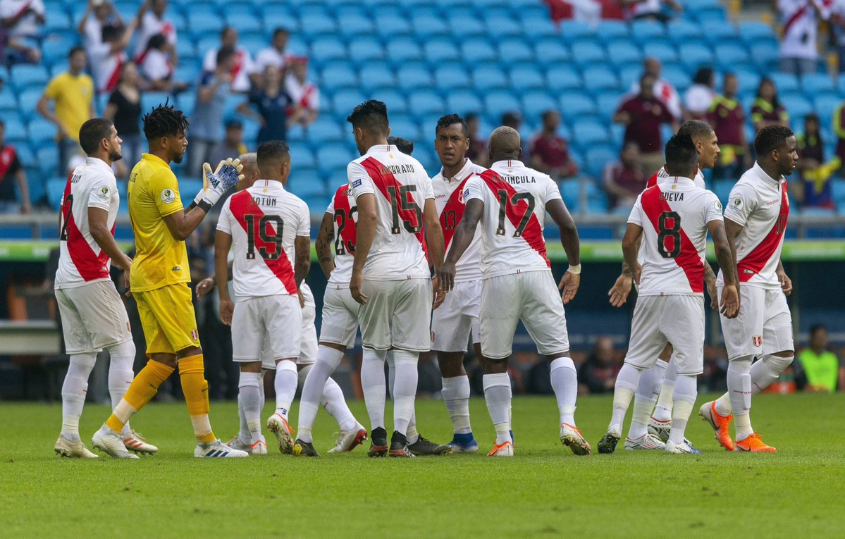 البيرو تفوز على أوروجواي وتصعد لنصف نهائي كوبا أمريكا 2019