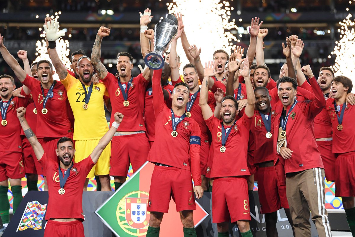 رسمياً … البرتغال تحقق لقب بطولة دوري الأمم الأوروبية على حساب هولندا