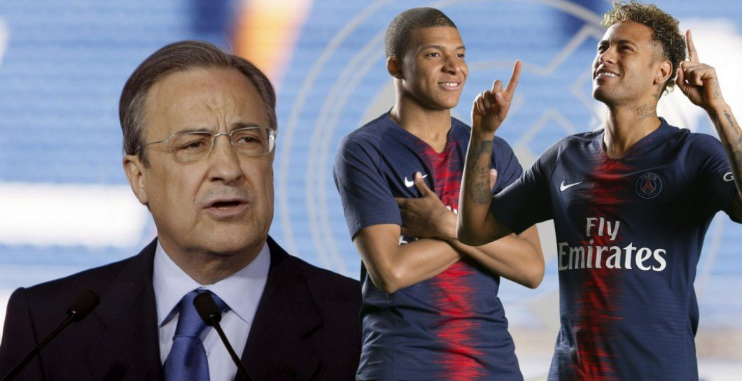 صدمة: ريال مدريد يرفض التعاقد مع نيمار من أجل مبابي