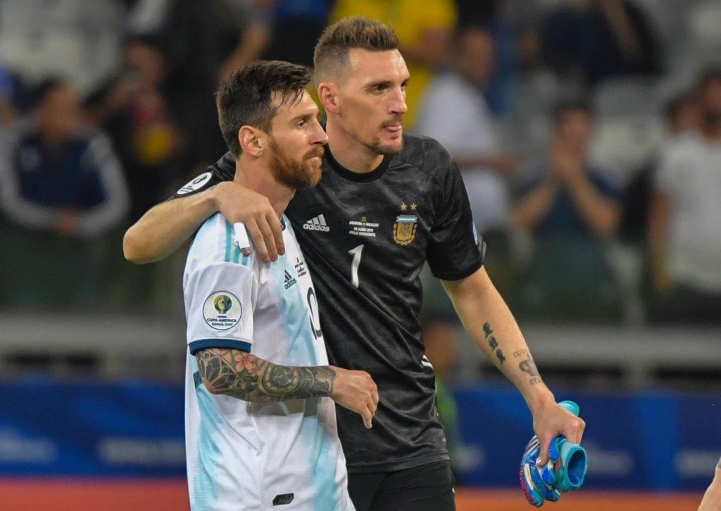 الأرجنتين في موقف صعب بعد تعادل مخيب للامال مع الباراغواي