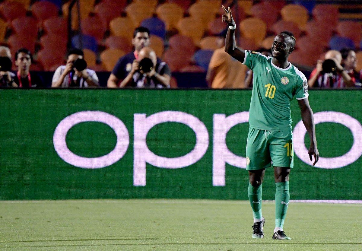 السنغال تتأهل لدور الـ 8 في كأس إفريقيا 2019 بفوزها على أوغندا