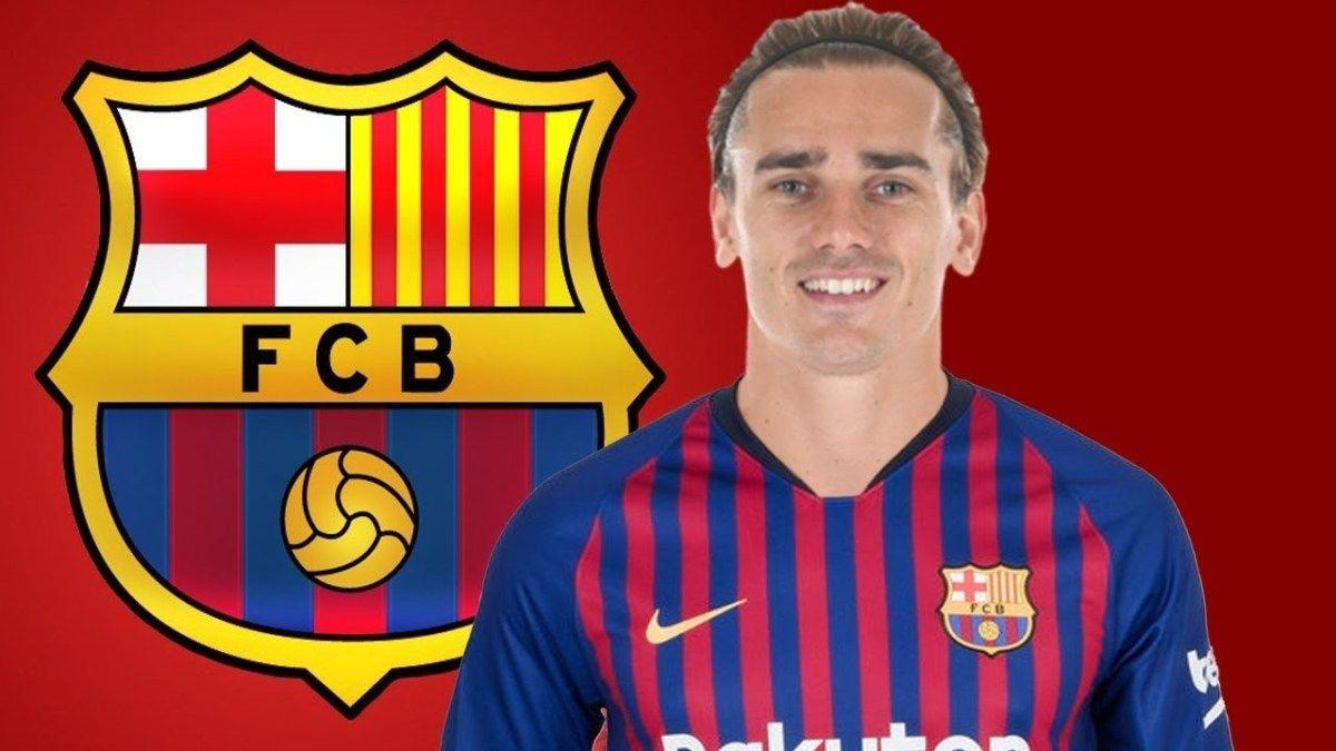 الكشف عن موعد انضمام غريزمان إلى نادي برشلونة