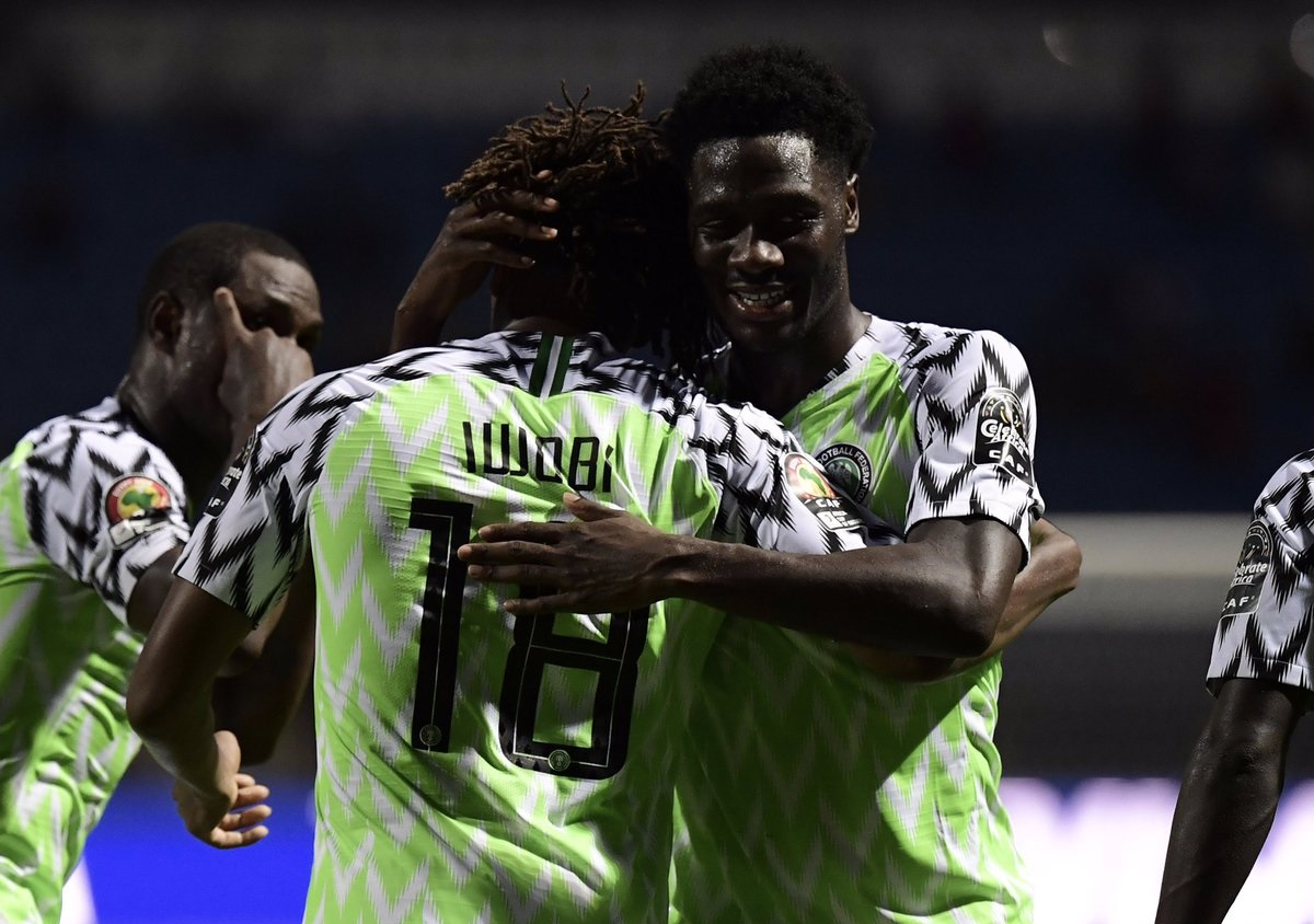 نيجيريا تتأهل لدور الـ 8 بكأس إفريقيا بفوز مثير على حساب الكاميرون