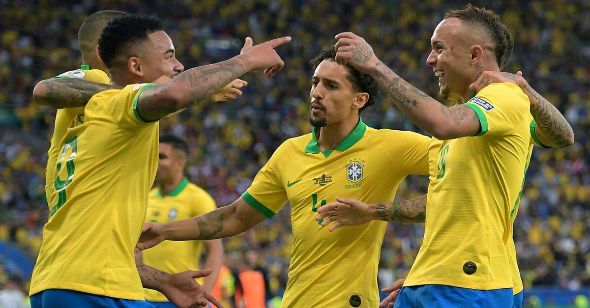 عاجل: البرازيل تتوج ببطولة كوبا أمريكا 2019 على حساب البيرو