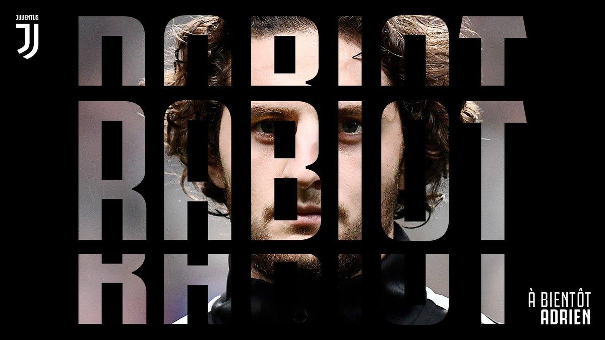 رسمياً … رابيو ينضم الى يوفنتوس الإيطالي مقابل صفقة حرة