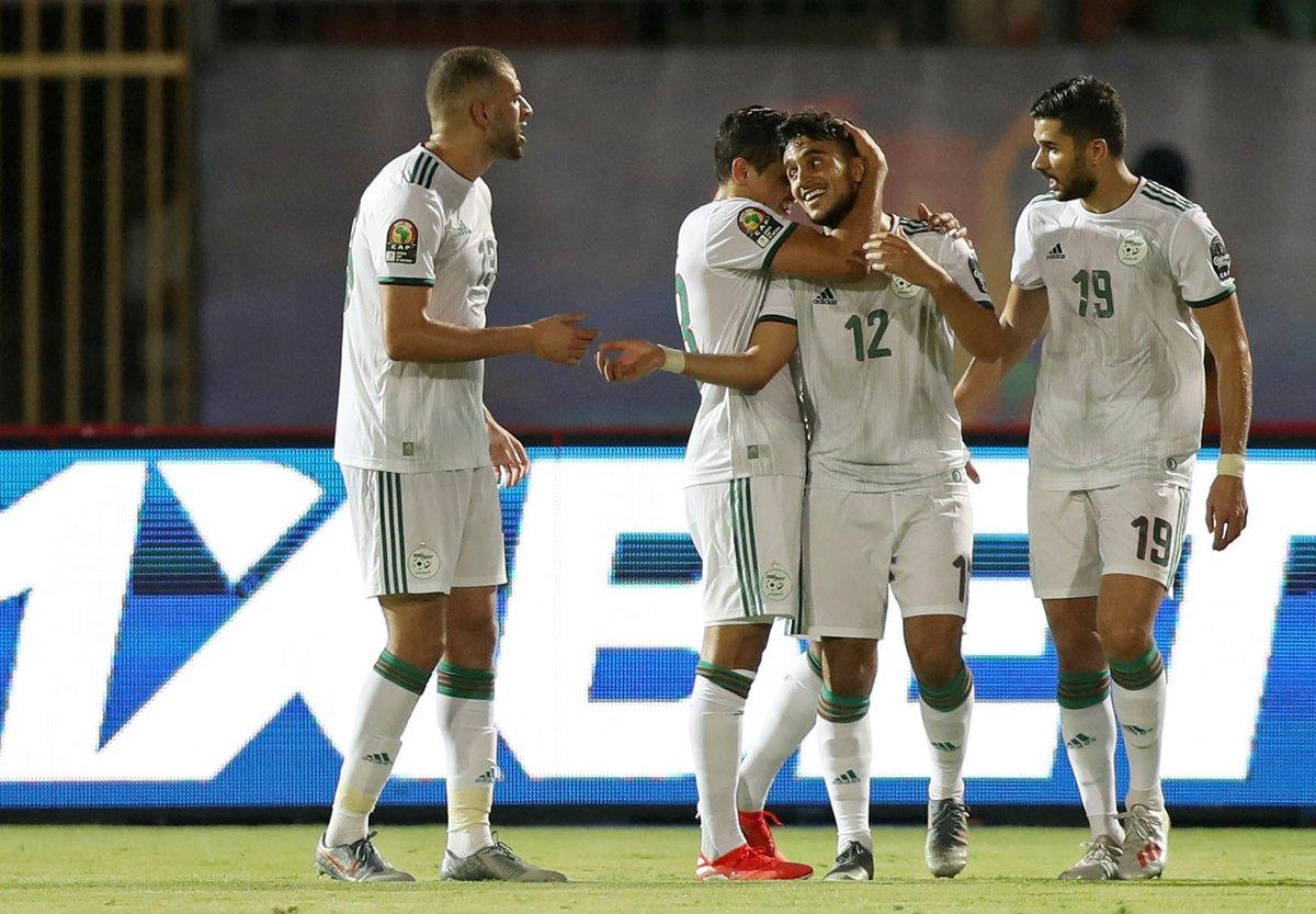 انضمام الجزائر والسنغال لقائمة المتأهلين للدور الثاني من كأس إفريقيا 2019