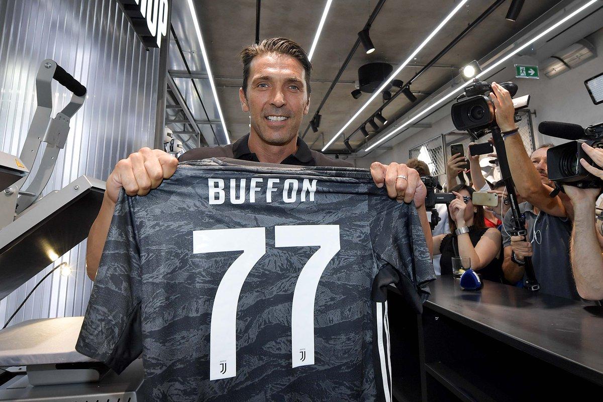 رسمياً … بوفون يعود إلى يوفنتوس لمدة موسم واحد
