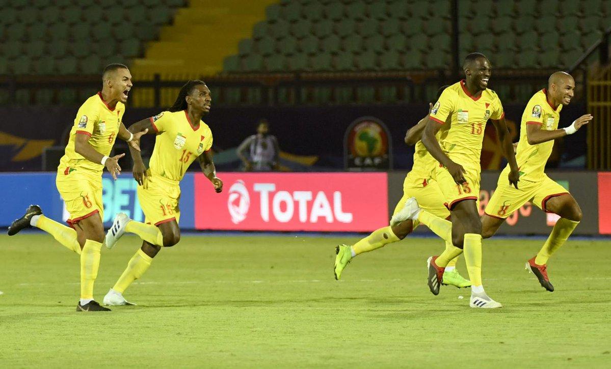 بنين تحقق المفاجأة وتقصي المغرب من كأس إفريقيا 2019