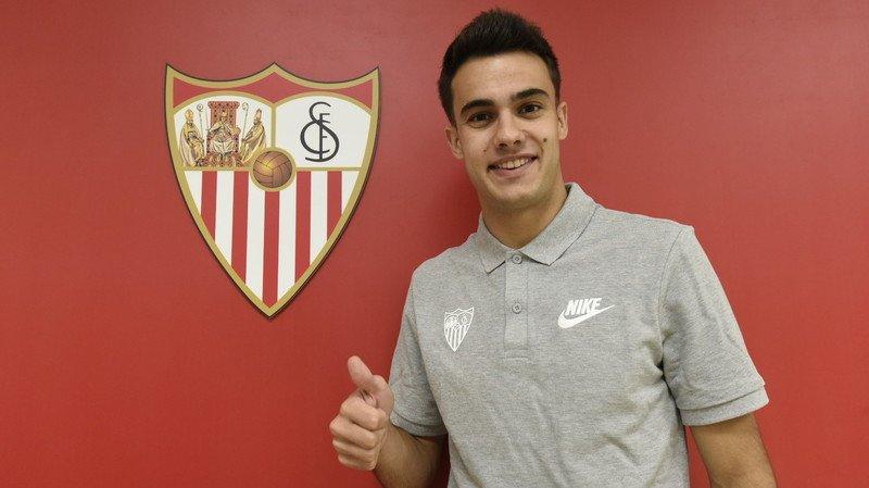 رسمياً … إشبيلية يضم مدافع ريال مدريد على سبيل الإعارة