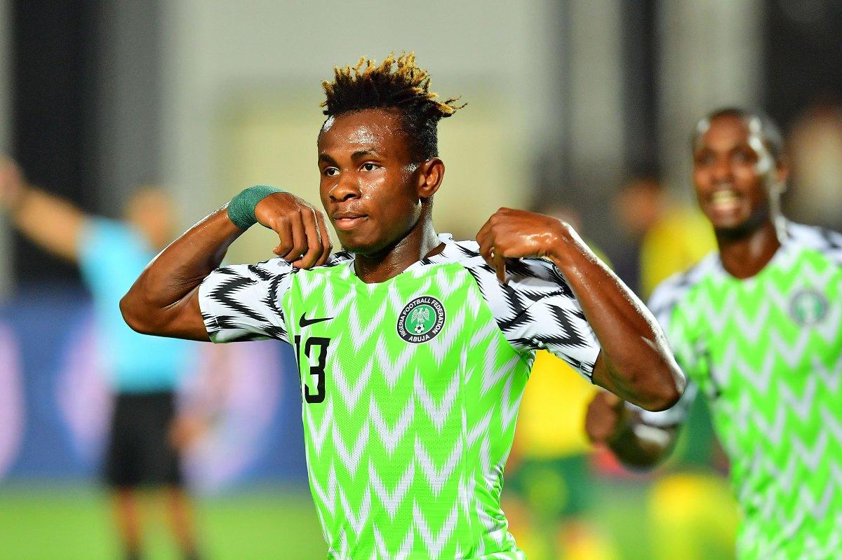 نيجيريا تبلغ نصف نهائي كأس إفريقيا بهدف قاتل