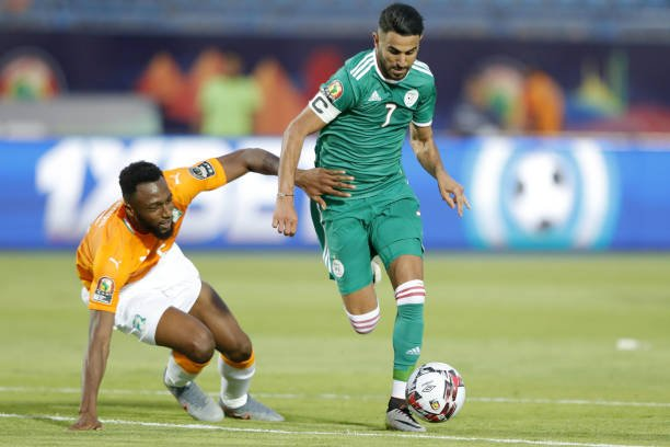 الجزائر لنصف نهائي كأس إفريقيا 2019 على حساب الكوت ديفوار