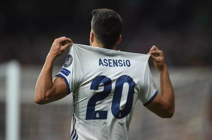 رسمياً … تحديد مدة غياب ماركو إسنسيو عن ريال مدريد