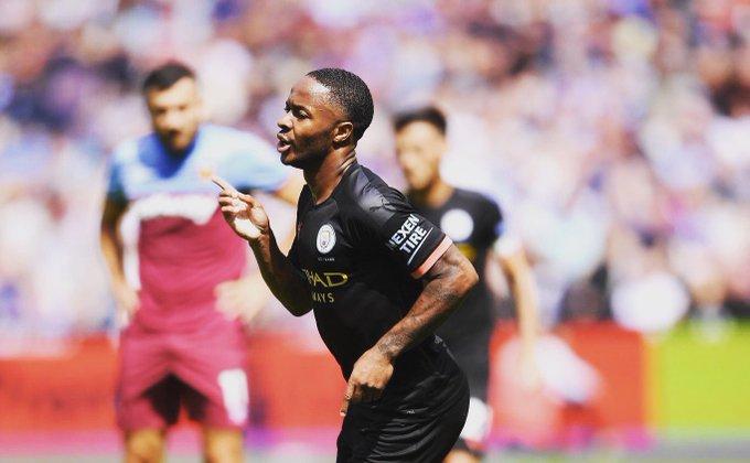 مانشستر سيتي يكتسح ويست هام بخماسية في الدوري الإنجليزي