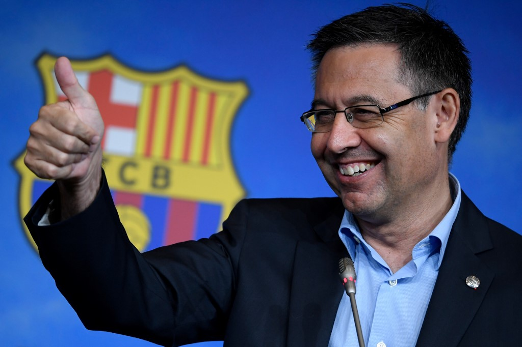 رئيس برشلونة يكشف عن سبب فشل صفقة نيمار