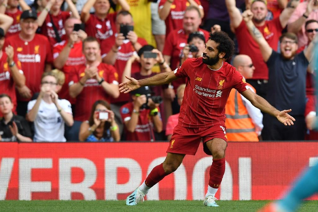 رسمياً … محمد صلاح يتوج بجائزة لاعب الشهر في ليفربول