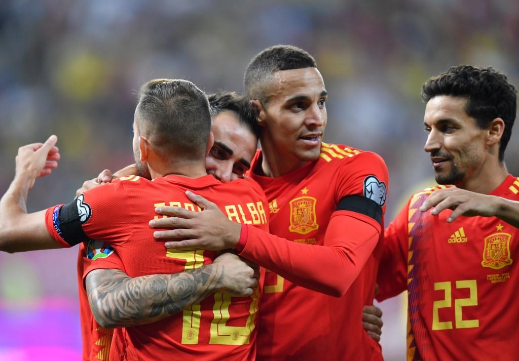 إسبانيا تتخطى عقبة رومانيا بصعوبة في تصفيات يورو 2020